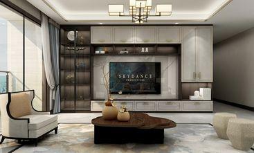豪华型140平米四室一厅中式风格客厅设计图