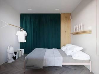 50平米公寓工业风风格卧室图片大全