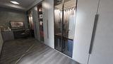 110平米别墅现代简约风格衣帽间图片