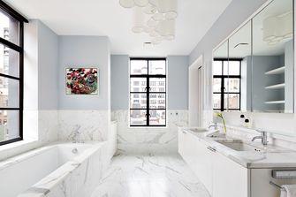 富裕型140平米四室一厅混搭风格卫生间欣赏图