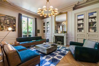 豪华型140平米四法式风格客厅装修效果图