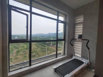 15-20万100平米三室两厅轻奢风格阳台装修案例