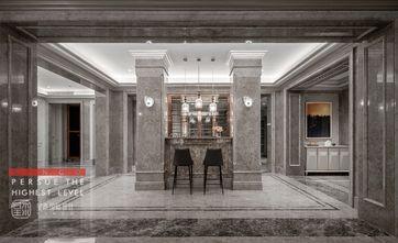 20万以上140平米别墅法式风格楼梯间装修图片大全