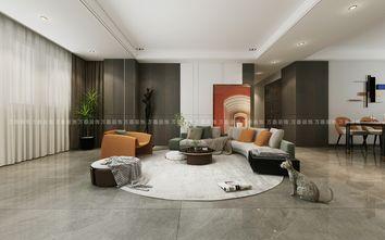 20万以上140平米四室四厅轻奢风格客厅欣赏图