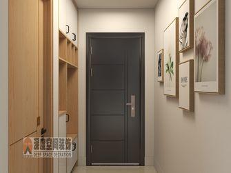 5-10万90平米三室两厅日式风格玄关装修案例