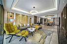 140平米四室三厅美式风格客厅装修案例
