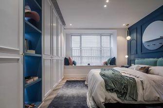 5-10万80平米三北欧风格卧室图