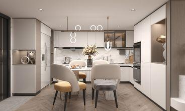 5-10万70平米一居室轻奢风格餐厅设计图