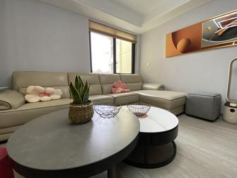 3万以下70平米现代简约风格客厅欣赏图