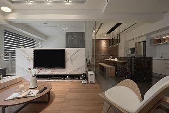 60平米一居室港式风格餐厅装修案例