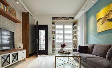 富裕型140平米别墅美式风格楼梯间效果图