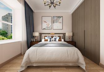 富裕型100平米三室两厅新古典风格卧室装修案例
