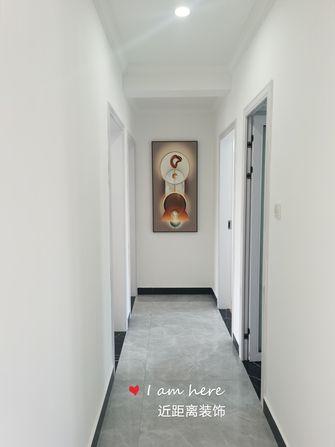 经济型110平米三室两厅北欧风格走廊设计图