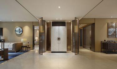140平米三室两厅中式风格玄关效果图