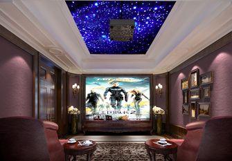 豪华型140平米别墅欧式风格影音室图片大全