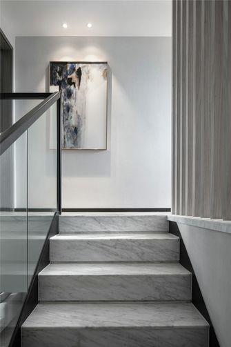 豪华型130平米复式现代简约风格楼梯间欣赏图