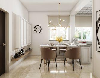 豪华型120平米三混搭风格餐厅装修案例