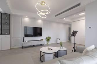 20万以上100平米三室一厅现代简约风格客厅设计图