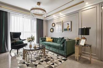 30平米以下超小户型现代简约风格客厅图片