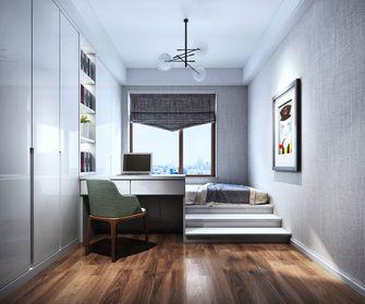 140平米四室两厅中式风格青少年房图片