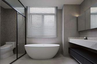 15-20万140平米四室两厅现代简约风格卫生间装修案例