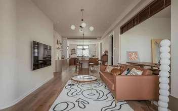 15-20万120平米三室两厅日式风格客厅图片大全