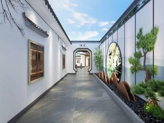 豪华型140平米公装风格走廊欣赏图