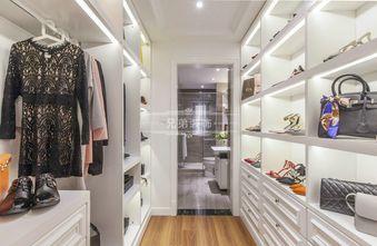140平米三室两厅混搭风格衣帽间装修效果图