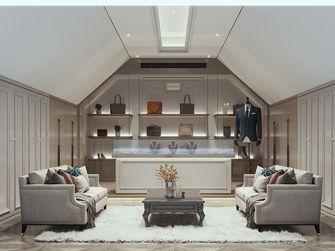 20万以上140平米别墅美式风格衣帽间图