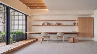 140平米日式风格书房图