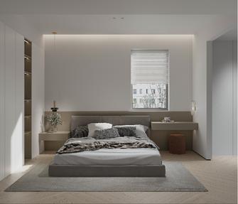 20万以上140平米现代简约风格卧室欣赏图