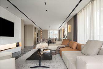 20万以上140平米四室四厅轻奢风格客厅装修案例