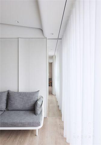 10-15万80平米现代简约风格走廊设计图