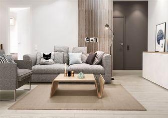 豪华型三室一厅北欧风格客厅装修效果图