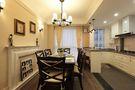 经济型100平米三室一厅现代简约风格厨房装修效果图