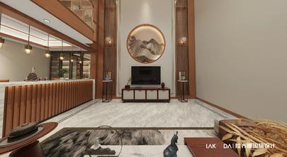 经济型140平米别墅中式风格客厅图片大全