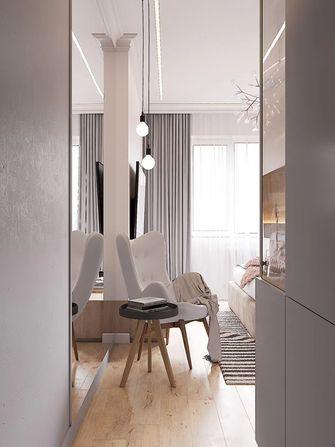 140平米三室一厅现代简约风格卧室图片