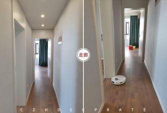 经济型140平米四室两厅现代简约风格走廊图片大全