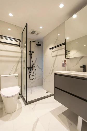 富裕型140平米四室两厅法式风格卫生间装修图片大全