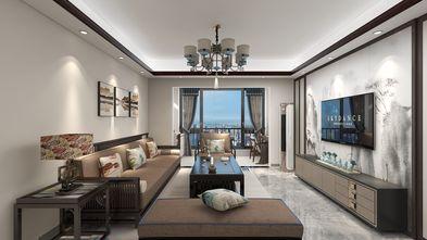 5-10万90平米四室两厅中式风格客厅图片大全
