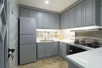 10-15万110平米三室两厅欧式风格厨房装修案例