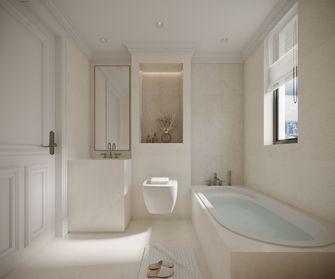 豪华型120平米法式风格卫生间图