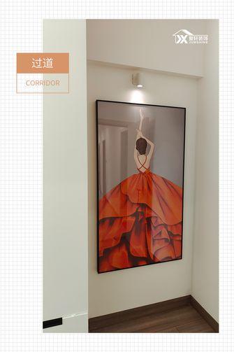 90平米四室两厅现代简约风格走廊装修图片大全
