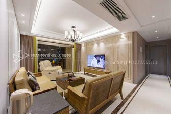 140平米四中式风格客厅图