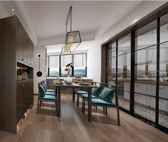 15-20万140平米三室三厅中式风格餐厅欣赏图