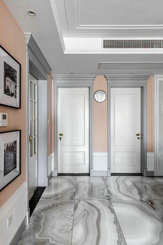 10-15万三室两厅混搭风格玄关欣赏图