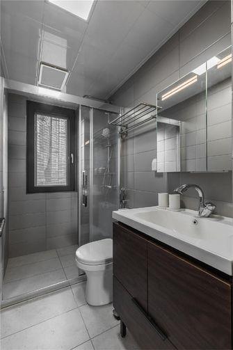 富裕型140平米三室两厅新古典风格卫生间图片大全