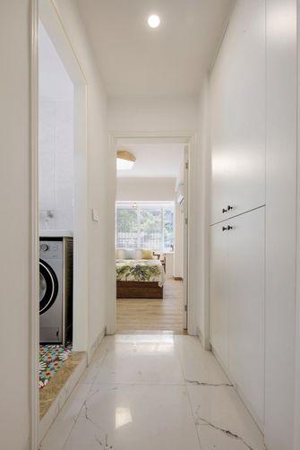 富裕型100平米四室两厅现代简约风格走廊图