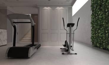 豪华型140平米别墅法式风格健身房图片大全