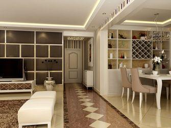10-15万120平米三室两厅欧式风格玄关图